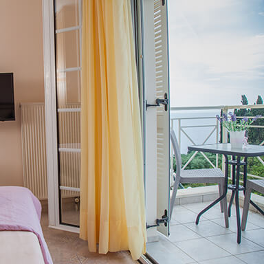 Brentanos Apartments Corfu | One Bedroom Apartment