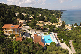 Brentanos Apartments Corfu